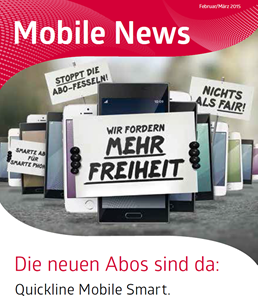 Quickline Mobile Smart Bild